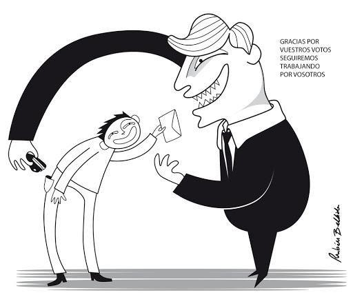 Políticos Corruptos Rubenbellido